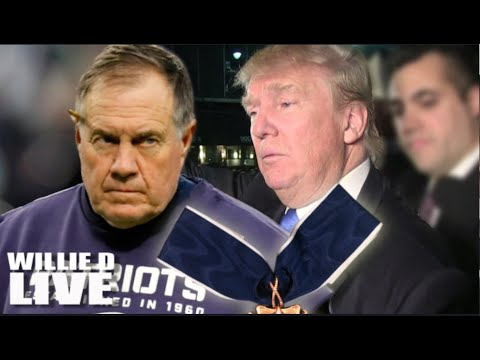 Patriots Coach Bill Belichick Rejects Trump's Medal Of Freedom... Keep That Same Energy!