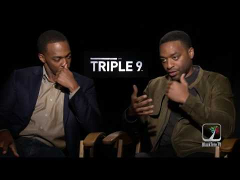 Igbo's & AA's are the Same People: Chiwetel Ejiofor (Igbo) | Anthony Mackie (AA)