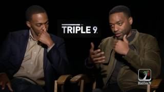 Igbos  AAs are the Same People Chiwetel Ejiofor Igbo  Anthony Mackie AA