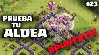 PRUEBA TU ALDEA #23 - A por todas con Clash of Clans - Español - CoC
