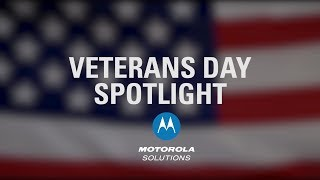 Motorola Solutions' Veterans Day Spotlight: Joe Cotton