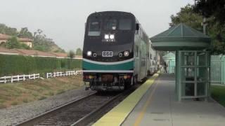 HD- Simi Valley, Santa Susana, and Moorpark Trains: 6/24/11