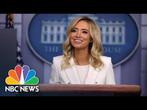 Live: White House Holds Press Briefing: May 20 | NBC News