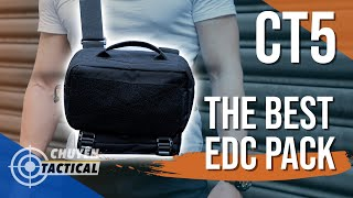The Best EDC Pack 2021 - CT5 | Design by Chuyentactical.com | Made in Vietnam