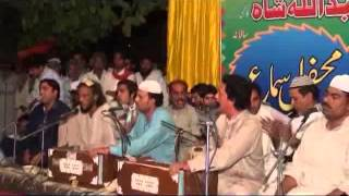 Ishq ki Ibtada b tum Molvi Haider Hassan Akhtar qawal at Kamra Shareef 2015