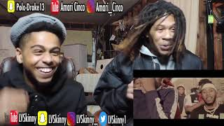 NLE Choppa - Shotta Flow (Reaction Video)