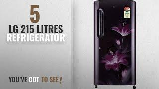 Top 10 Lg 215 Litres Refrigerator [2018]: LG 215 L 4 Star Direct-Cool Single-Door Refrigerator