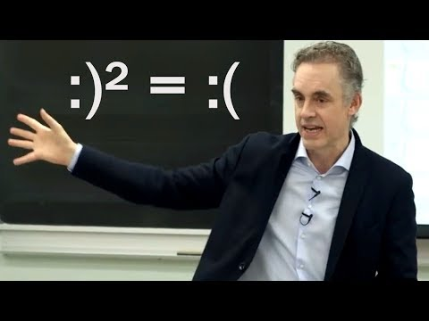 Don't Push for Happiness - Prof. Jordan Peterson