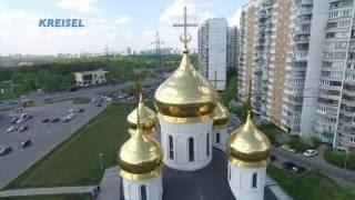 Фасадные работы компании Зодчий(О чем это видео: Законченные объекты компании Зодчий http://zod07.ru., 2016-06-15T19:50:31.000Z)