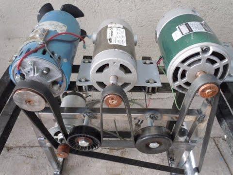 3bd344fa8c1 Maquina para producir eletricidad parte 2 - YouTube
