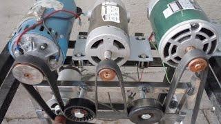 Maquina para producir eletricidad parte 2