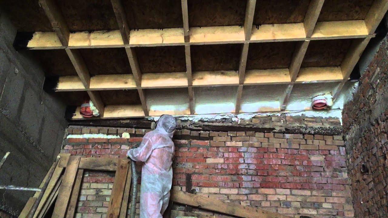 Утепляем потолок в гараже 18
