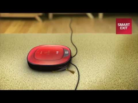 LG Hom Bot Square Pet VR64701LVMP