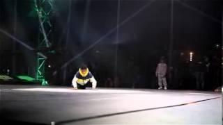 Amazing 6 year old BGIRL TERRA VS BBOY LEELOU Chelles Battle Pro 2013