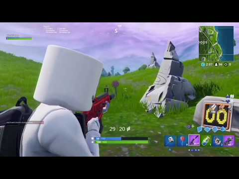 Fortnite Week 10 Challenges   All Shooting Gallery Locations