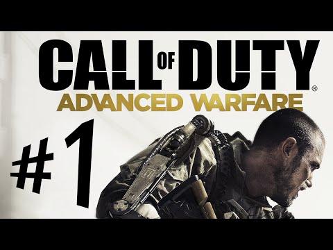 Call of Duty Advanced Warfare дата выхода, системные