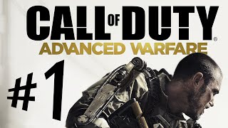 Call of Duty: Advanced Warfare - Parte 1: Sacrifício e Tecnologia [ PS4 - Playthrough PT-BR ]