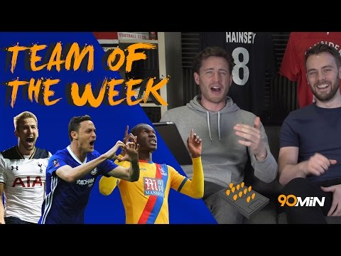 Did Kante deserve player of the year award!? | Pressure off Wenger after win v Man City!? 90min TOTW