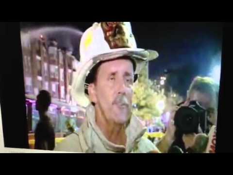 5 Alarm Fire Lindell Blvd Saint Louis