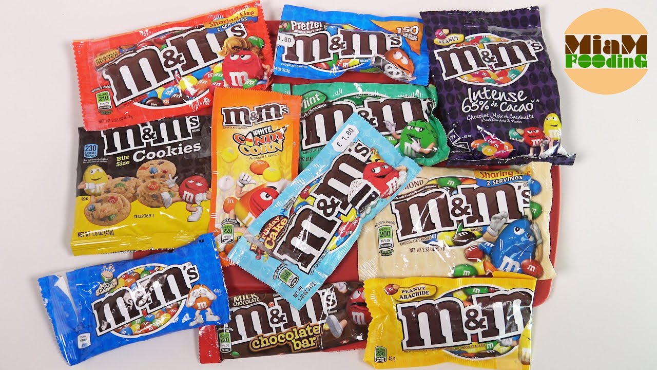 Assortiment de ... Now And Later Candy Flavors