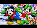 Mickey Mouse CHRISTMAS Puzzle Games Jingle Bell New Year Puzzles Rompecabezas