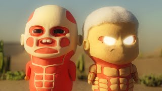 Chibi Titans | Attack On Titan Animation