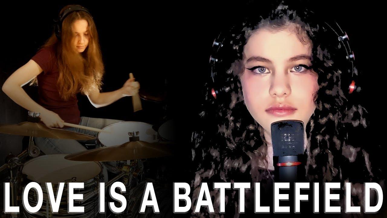 Love Is A Battlefield (Pat Benatar Cover) • Sina feat. Talie