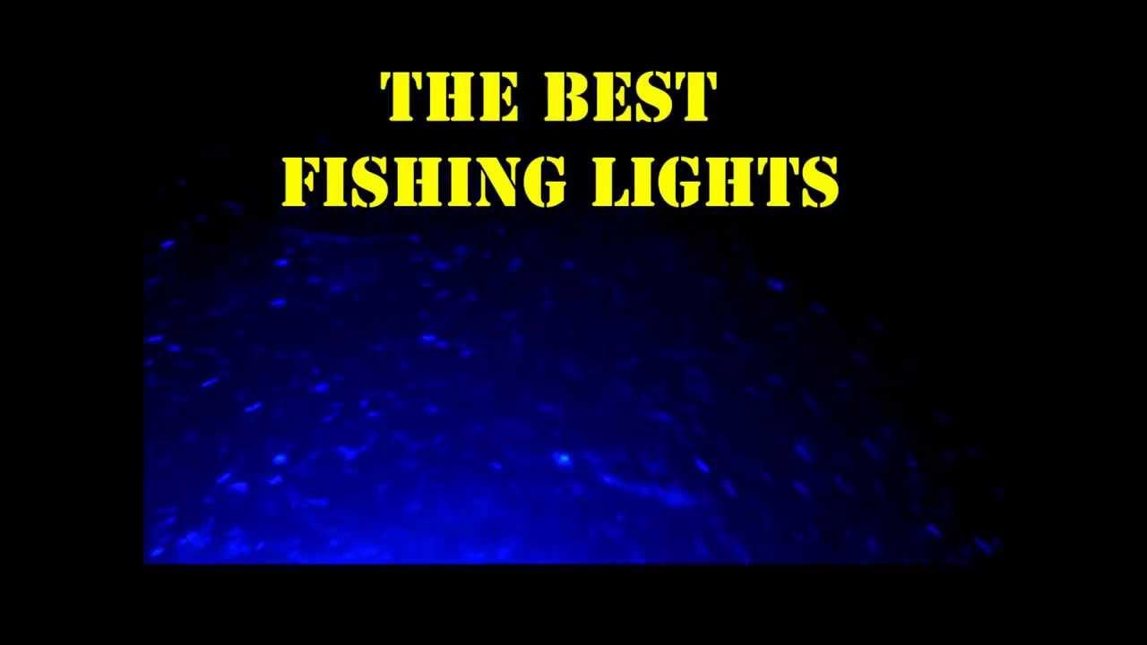 blue dlx900 drop fishing light for night fishing - youtube, Reel Combo