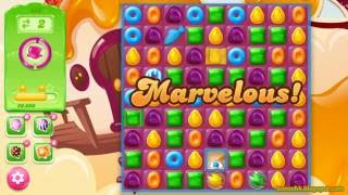 Candy Crush Jelly Saga Level 416 (3 star, No boosters)