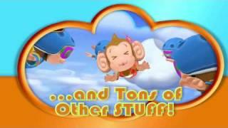 Super Monkey Ball Step & Roll - Launch Trailer
