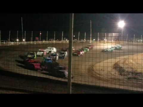 IMCA Sportmod Main 6-4-2016 Cardinal Motor Speedway