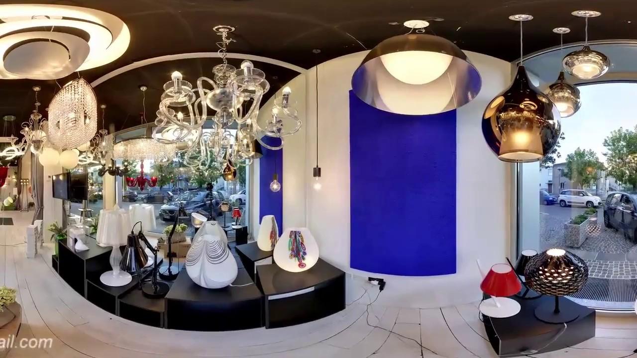 Che Luce lighting project - Rimini - YouTube