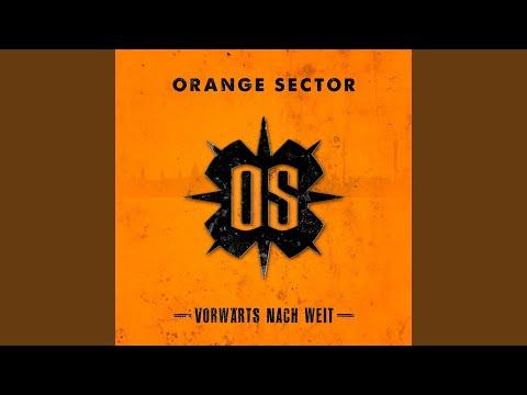 orange sector vorwaerts nach weit