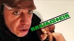 """Till Lindemann and his fingernail - """"Rammstein"""""""