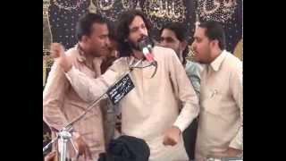 Zakir Kamran Abbas ,B A biyan khutba syeda Zainab,as Qasida  majlis jalsa 2015 zakir Rizwan Qiamat