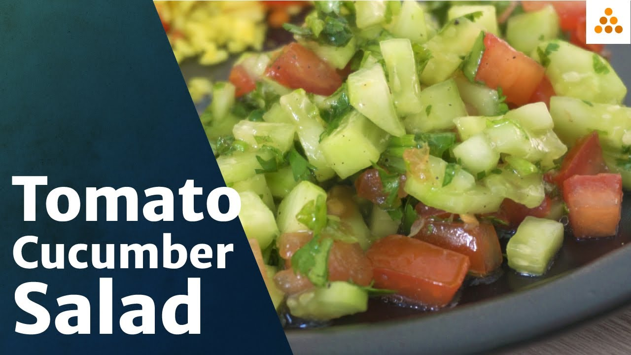 Cucumber Salad Recipe No Vinegar