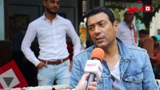 اتفرج | أحمد وفيق يكشف عن دوره في «قصر العشاق»
