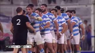 Rugby Championship - Resumen Los Pumas - All Blacks (Via ESPN)
