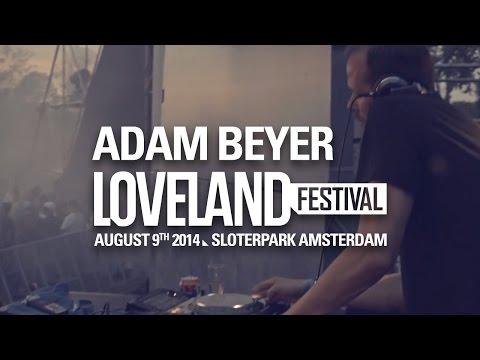 Adam Beyer @ Loveland Festival 2014 | www.lovelandfestival.com