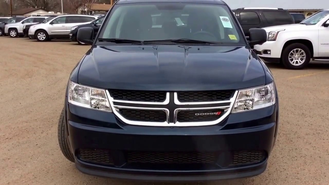 2015 dodge journey se with 5 passenger seating storage space and more youtube. Black Bedroom Furniture Sets. Home Design Ideas