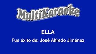 Ella - Multikaraoke
