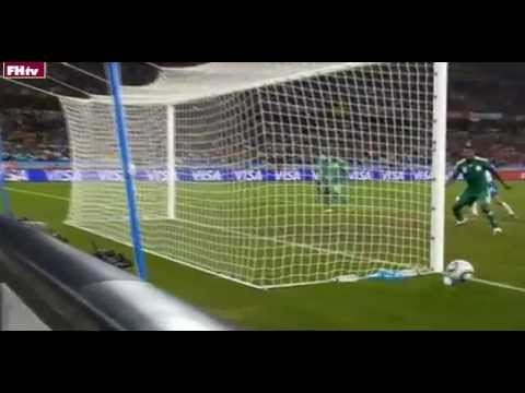 World Cup 2010 Most Shocking Moments 6 - Yakubu's Crazy Miss
