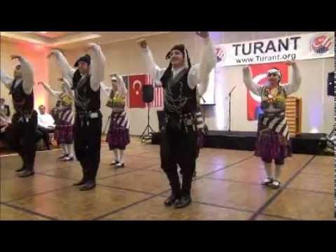 TURANT Dallas Turkish Republic Ball & TUANA SANAT KLUBU