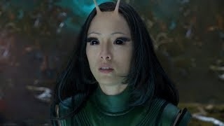 Mantis - All Scenes Powers | Guardians of The Galaxy