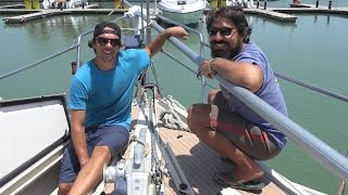 rigging our sailboat part 3 of 3 sailing sv delos ep 63