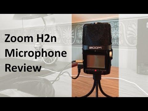 Zoom H2n Microphone Review