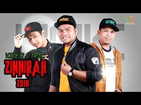 UNIC - Zinnirah 2018 [ Official Video Lyric ]