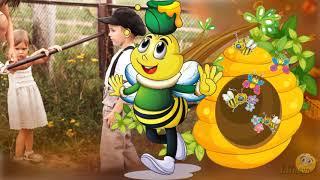 Детский проект ProShow Producer - Пчёлки / Children's project ProShow Producer - Bees