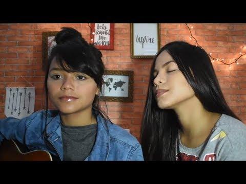 Aqui com você - Salvaon (Cover) Fernanda e Katlyn Meris