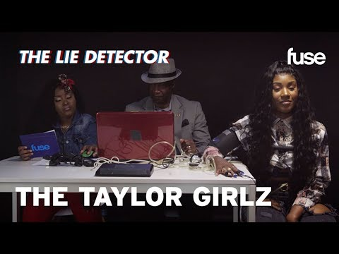 The Taylor Girlz Take A Lie Detector Test